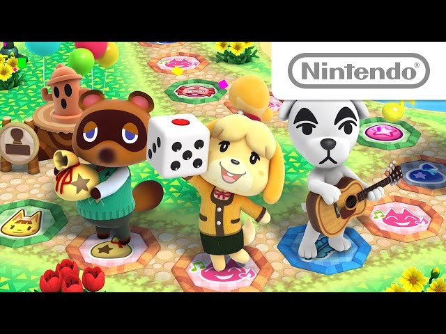 Amiibo wii u for Agrandissement maison animal crossing wii