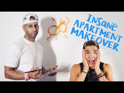 INSANE APARTMENT MAKEOVER PRANK!