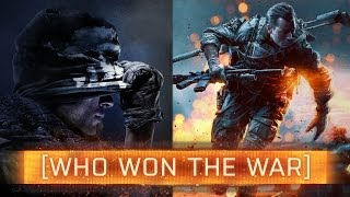 WHO WON THE WAR? | Battlefield 4 vs Call Of Duty: Ghosts