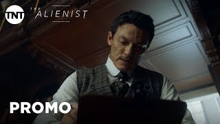 The Alienist: We Don't Yet Know Him, But We Will - Season 1 [PROMO] | TNT