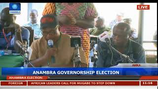 Live Updates: Collation Of Final Results For Anambra Gov'ship Election Pt10