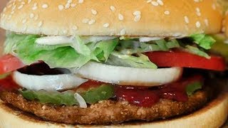 What You Don't Know About Burger King's Famous Whopper