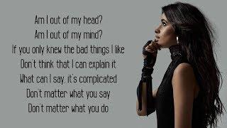 Bad Things - Machine Gun Kelly, Camila Cabello (Lyrics)