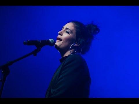 Jessie Ware - Live at Pitchfork Paris Festival (2012)