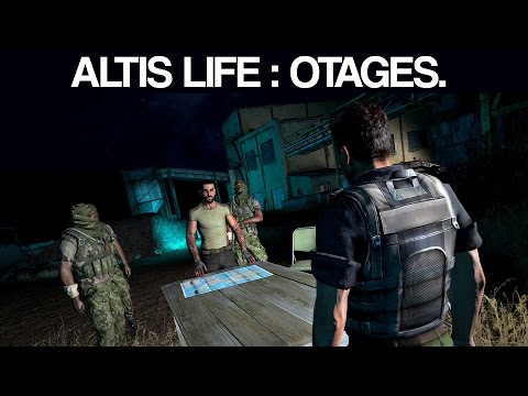 Arma 3 Altis Life : Otages