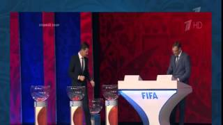 DRAW World Cup 2018 football watch online results FIFA WORLD CUP QUALIFYING DRAW