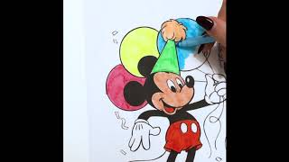 Mickey mouse, Disney, Mickey Mouse coloring pages for kids 0003