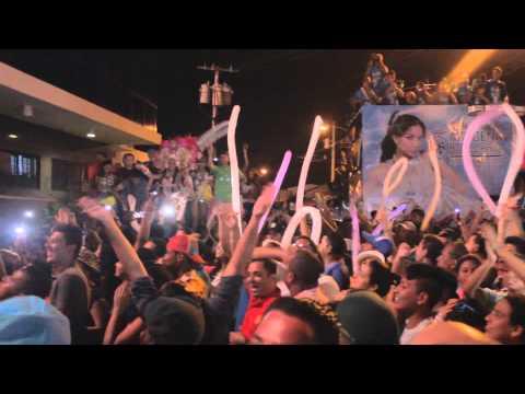 Topón en Chitré, martes de carnaval