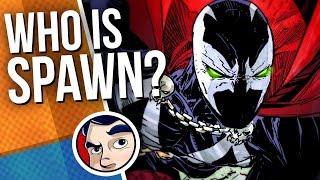 Spawn Origins & History | Comicstorian