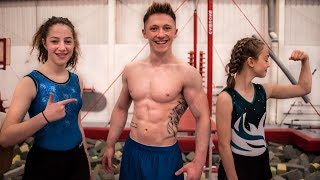 ULTIMATE GYMNASTICS CHALLENGE WITH SUBSCRIBERS! | Ep 7