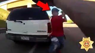 Top 15 Scary Police Bodycam Videos