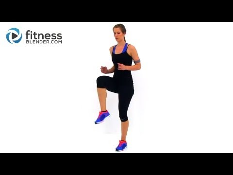 Baixar Fat Burning Cardio Workout - 37 Minute Fitness Blender Cardio Workout at Home