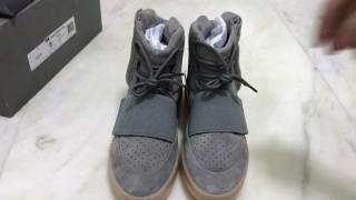 62c0912884fac Youtube. Yeezy boost 750 grey gum original material review from perfectkicks .me