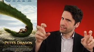 Pete's   Dragon  –  Movie Review