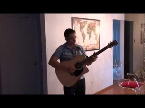 Звери Я с тобой Видео урок  Бой и аккорды