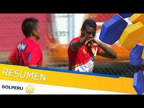 Sport Huancayo vs Melgar