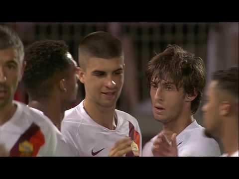 VIDEO - Perugia-Roma 1-3: tutti i gol della vittoria giallorossa