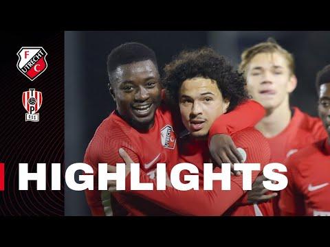 HIGHLIGHTS | Jong FC Utrecht - TOP Oss