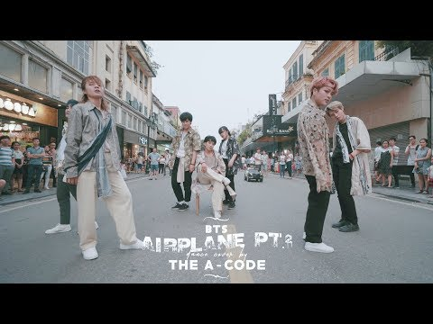 [K-POP IN PUBLIC CHALLENGE] AIRPLANE pt.2 - BTS (방탄소년단) dance cover   The A-code from Vietnam