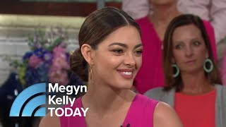 Miss Universe Tells The Story Of Fighting Off Attackers: 'I Will Be Unbreakable' | Megyn Kelly TODAY