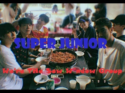 We Are Super Junior : The ShowWindow Group [Kpop Funny Compilation]