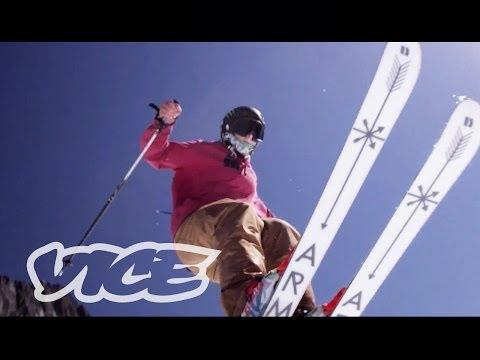 FREE: Freeskiing's Journey to Sport's Biggest Stage (Trailer)