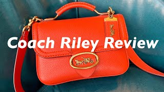 COACH RILEY 22 REVIEW