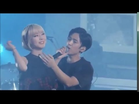 AOA 'SHORT HAIR' cover by FNC FAMILY LIVE IN JAPAN