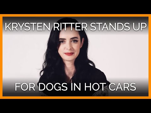 Sexy Krysten Ritter Does Whatever It Takes - YouTube
