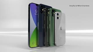 Introducing iPhone 12 — Concept | Enoylity Technology Original Concept