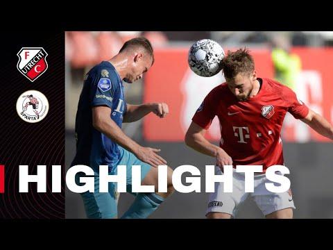 HIGHLIGHTS | FC Utrecht - Sparta Rotterdam