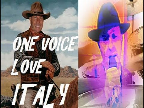 Country Music Promo Website One Voice Love Italy