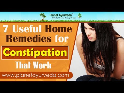Instant Relief from Constipation From Wonderful Home Remedies
