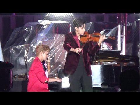 161001 헨리솔로 + 토크 + 차르다시 + 오페라의 유령 + 빌리진편곡 (100대 피아노)