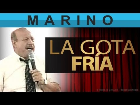 Marino - La Gota Fria - Predicacion (La Venida De Cristo)