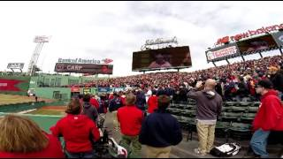 Opening Day 2014 Boston Redsox Opening ENTIRE Ceremony