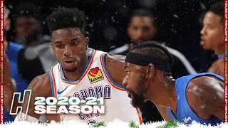 Oklahoma City Thunder vs Orlando Magic - Full Game Highlights | January 2, 2021 | 2020-21 NBA Season