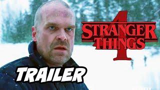Stranger Things Season 4 Trailer 2020 Breakdown and Easter Eggs