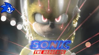 Sonic The Hedgehog Movie - Final Battle (as Super Sonic) (Fan Made)