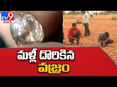 Kurnool: Woman farmer finds rare diamond in farm