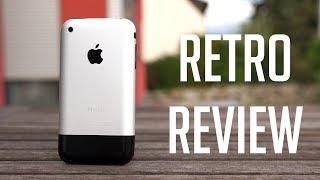 Retro Review: Das Apple iPhone 2G im Jahr 2018 (Deutsch) | SwagTab