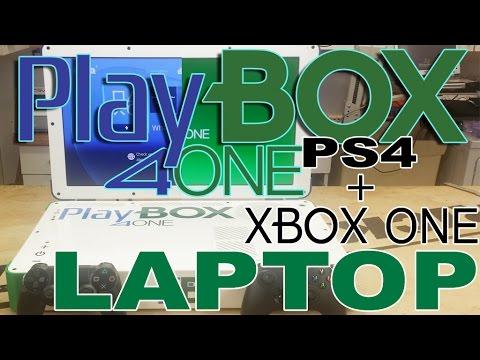 Playbox xbox one y playstation 4 unidas en una consola for Mueble para xbox one