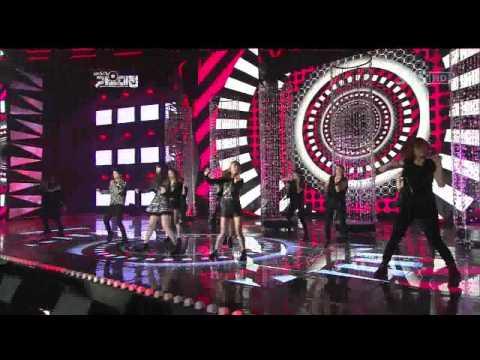 F(x) - Pinicchio 에프엑스-피노키오 @SBS MUSIC FESTIVAL 가요대전 20111229