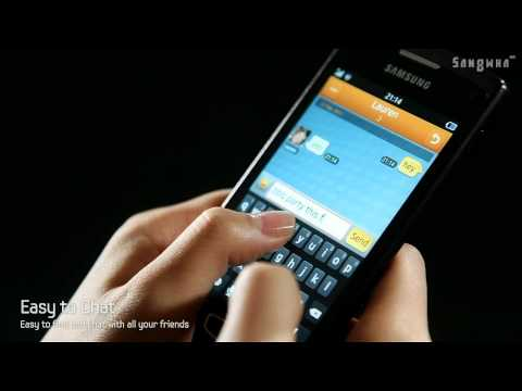 Samsung WAVE III Demo
