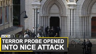Breaking News: France knife attack: Attacker has been detained by police | World News | WION News