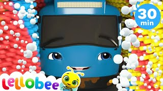 The Carwash Song | +More Nursery Rhymes and Baby Songs | Kids Songs | Little Baby Bum