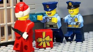 Lego Christmas Prison Break: Special Gift (LEGO Animation)