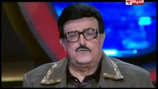 بالفيديو - سمير غانم: خُنت دلال عبد العزيز 400 مرة