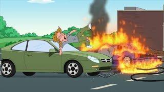 Family Guy - Oh, shaving cream!