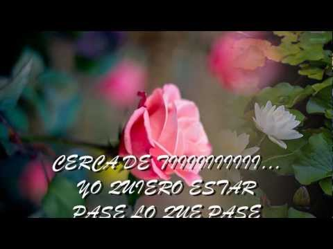 Annete Moreno Cerca de ti pista karaoke HD.mpg